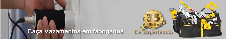 Caça vazamentos em Mongagua
