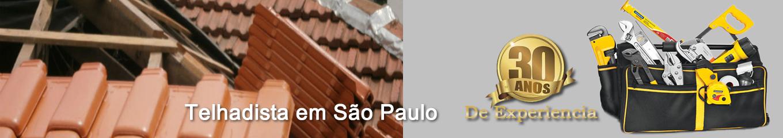 Conserto de telhado em SP