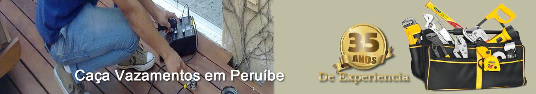 <u>Caça vazamento em Peruibe</u>