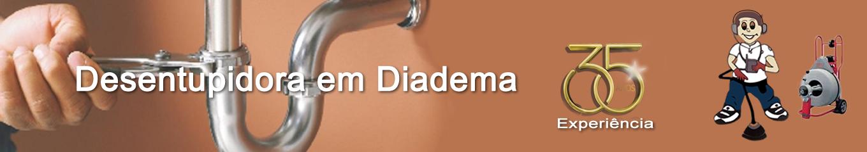 Desentupidora em Diadema