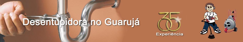 Desentupidora em Guarujá