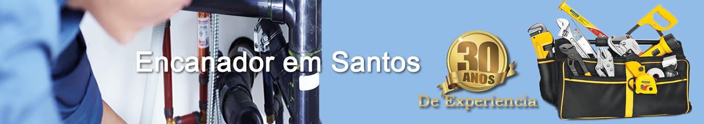 Encanador em Santos
