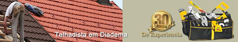 Telhadista em Diadema