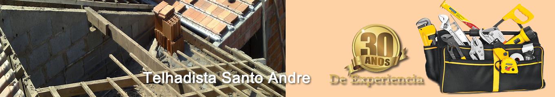 Telhadista em Santo Andre